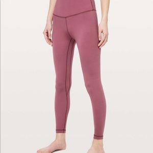 """NWT Lululemon Align High Rise Pant 28"""" $98-Size 8"""